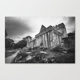 Muckross Abbey Canvas Print