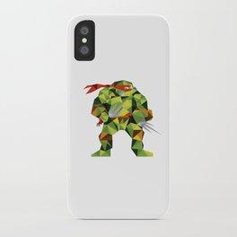 Twin Sai Turtle iPhone Case