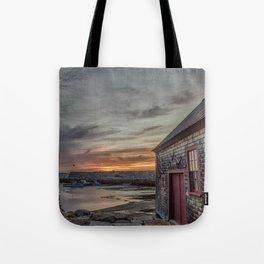 Lanes cove Sunset 5-5-18 Tote Bag
