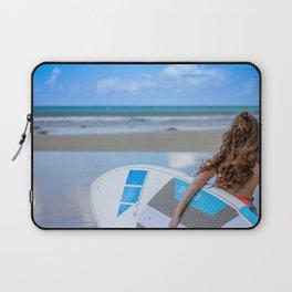 Walkerville Paddleboard Surf Beach Laptop Sleeve
