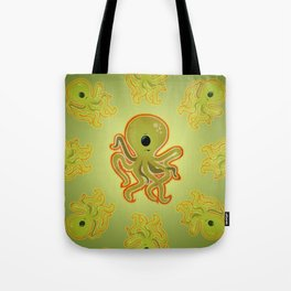 CYCLOCTOPUS Tote Bag