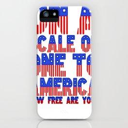 AMERICA! T-SHIRT iPhone Case