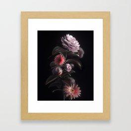 HUMBLE// Framed Art Print