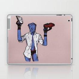 Pillars of Asari Grace 2 Laptop & iPad Skin