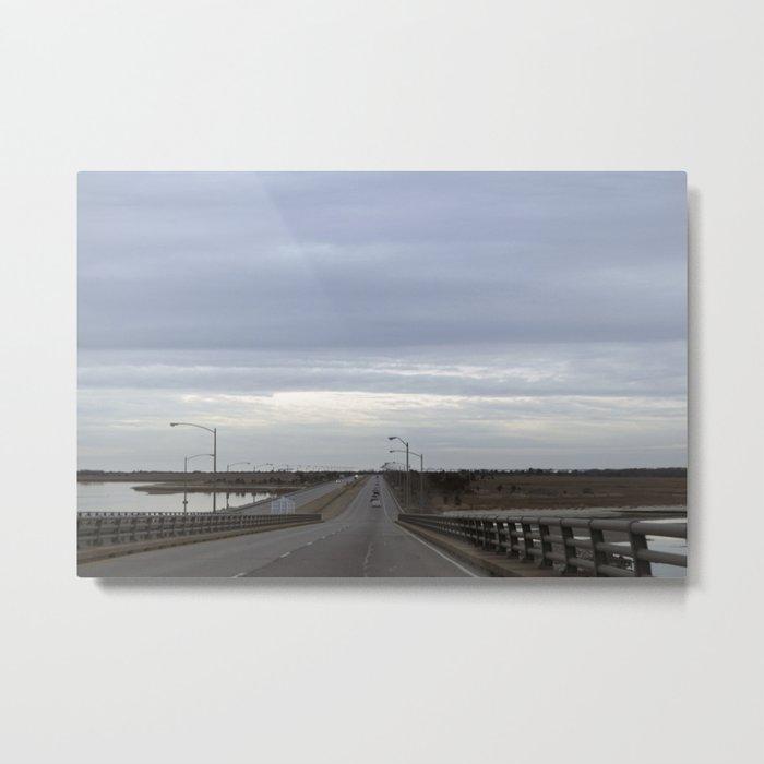 Florida Road Trip Series 5 Metal Print