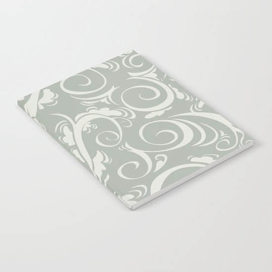 Flora Oyster Bay Notebook