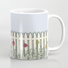 Where the Roses Grow Mug