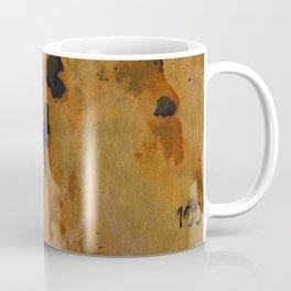 Numeric Values: Gold Standard Coffee Mug