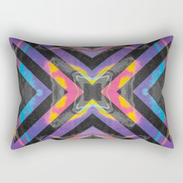 Sweetness Geometric Pattern 0002 Rectangular Pillow