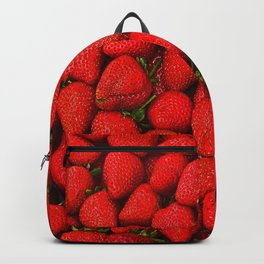 Strawberries Backpack