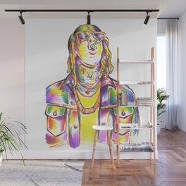 Young Thug - GQ 2016 Wall Mural