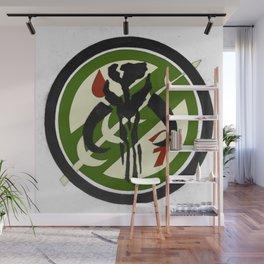Fett Crest Wall Mural