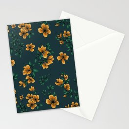 Pattern flower fantasy 1 Stationery Cards