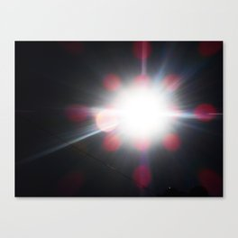 Total Eclipsy Eclipse 3 - 2017 Canvas Print