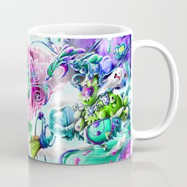 Attempt For The Enertegitical Indipendance of Cloud Mitosis N.3044 Part 1 Coffee Mug