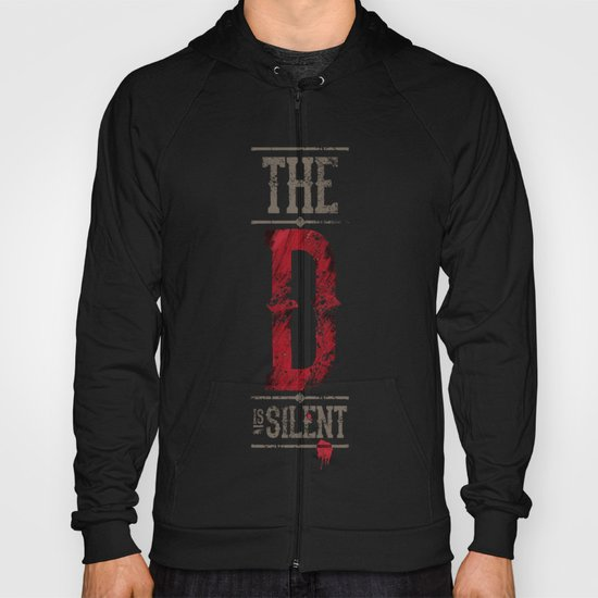 Django - The D is silent Hoody
