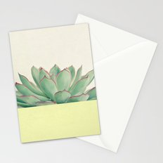 Succulent Dip II Stationery Cards