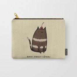 Black Forest Câteau Carry-All Pouch