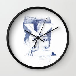 I loved you ever. But it is no matter. Wall Clock