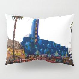 Hollywood Blvd Pillow Sham