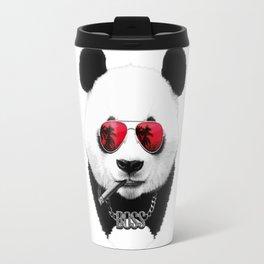 Panda Boss Travel Mug