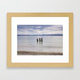 Lake Constance Framed Art Print