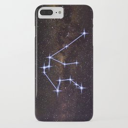 Aquarius iPhone Case