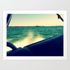 Destin,FL 2012 Art Print