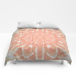 Peaches and Cream Comforters