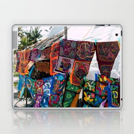Color in the Wind Laptop & iPad Skin
