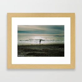 This.IS.LA Framed Art Print