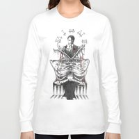 hannibal Long Sleeve T-shirts featuring Hannibal by Lunzury
