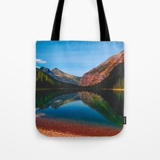 Somewhere in the Rockies Tote Bag