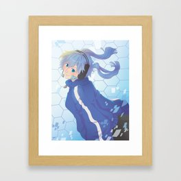 Ene Framed Art Print