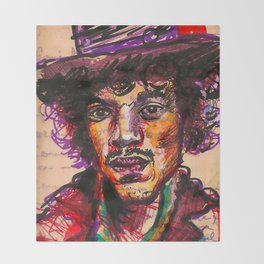 Hendrix Throw Blanket