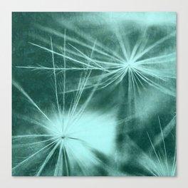 Dandelion Art 3 Canvas Print