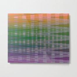 Blended Ways Metal Print