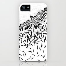 Of a feather Slim Case iPhone (5, 5s)