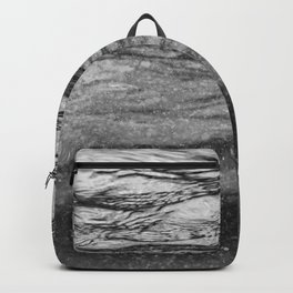 UnderWater (Black and White) Backpack