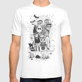 Halloween toothache T-shirt