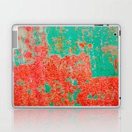 Mr Green And Mrs Orange Laptop & iPad Skin