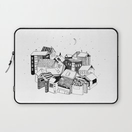 Book Town Laptop Sleeve