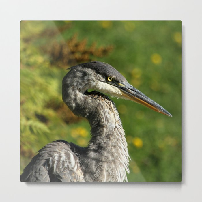 Deep in thought Metal Print