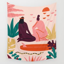 Soul sisters Wall Tapestry