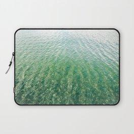 Quiescent Shore Laptop Sleeve