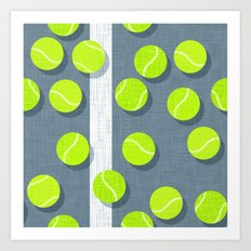 Balls Art Print