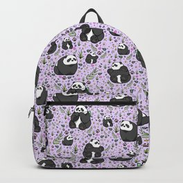 Cute Pandas Backpack