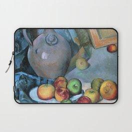 1894 - Paul Cezanne - Stoneware Pitcher Laptop Sleeve