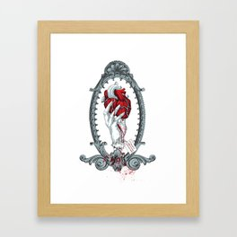 You've Got Heart Framed Art Print