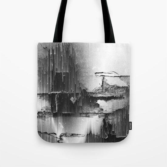 Crumbling Facade Tote Bag